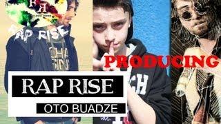 OTO BUADZE - CHAWERIS 1 DGE - TUZI MAQCIA RECORDING STUDIO - RAP RISE - 2012