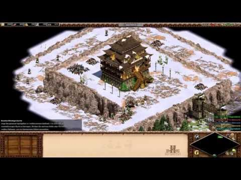 Let's Play AoE2: The Conquerors #69 - Kyoto (German)
