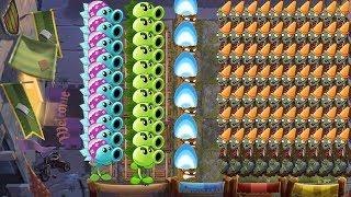 Plants vs Zombies 2 Battlez - Snow Pea and Repeater
