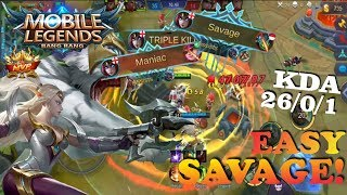How to get SAVAGE with Irithel: Silver Cyclone! AUTO WIN + AUTO SAV...