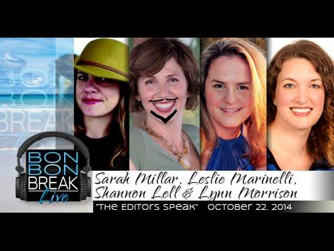 BonBon Break LIVE: Ask the Editors