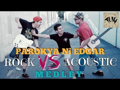 Parokya Ni Edgar Medley Rock VS Acoustic - Cover by The Ultimate Heroes