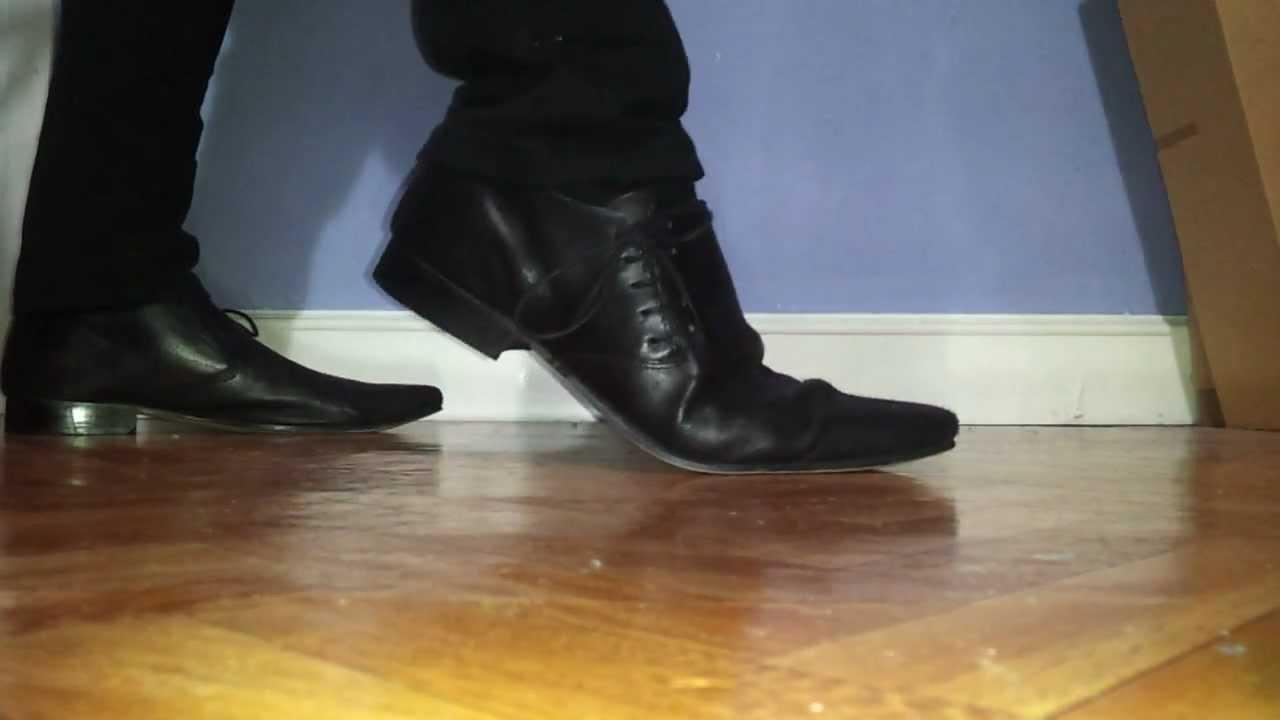 λάθος παπούτσια