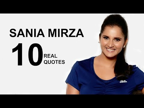 Sania Mirza 10 Real Life Quotes on Success | Inspiring | Motivational Quotes