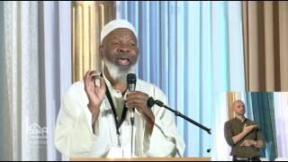 Leading Ourselves with Love and Faith – Imam Siraj Wahhaj