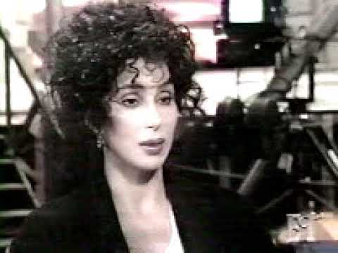 Cher Fitness Interview 1991