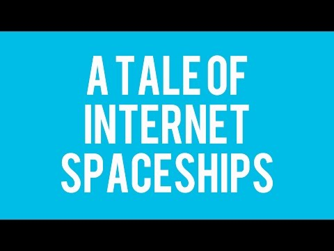 A Tale of Internet Spaceships