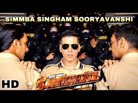 Sooryavanshi Desi Avengers Cop Universe Out | Akshay Kumar, Ajay Devgan, Ranveer Singh Mp3