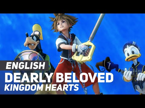 """Kingdom Hearts - """"Dearly Beloved"""" Vocal Cover (FULL) 
