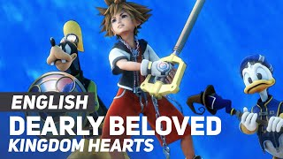 "ENGLISH ""Dearly Beloved"" Kingdom Hearts (AmaLee)"