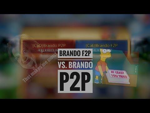 F2P Vs. P2P Which Brando Will Win!?!? Lords Mobile F2P Vs P2P