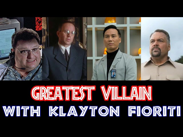 Greatest Villain in Jurassic Park (with Klayton Fioriti)