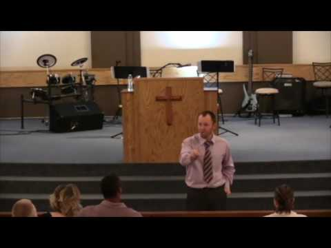 The Hope For Humanity Is In The Cross - Pastor Josh Bush 3-26-17