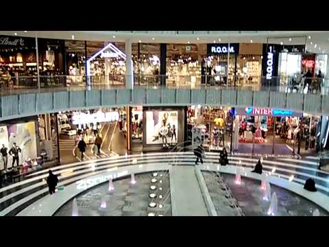 ***Mall of Scandinavia, The Biggest Shopping Mall of Sweden***