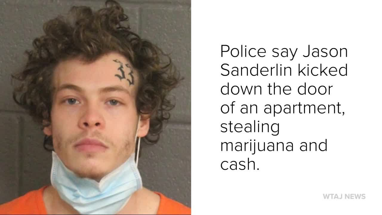 Harry Styles look-alike arrested for armed robbery
