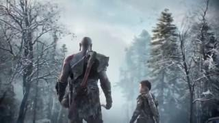 GOD OF WAR 4 - New Commercial Trailer (2018)