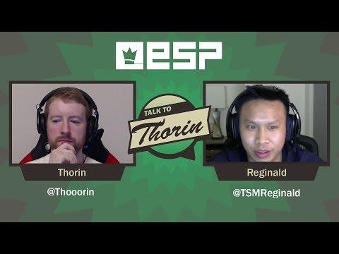 Talk to Thorin: Reginald on S7 TSM Post-Worlds (LoL)