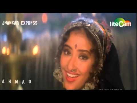 Dhak dhak dil kare ghabraau (((Jhankar))) HD 720p, Sanam(1997), frm AhMeD