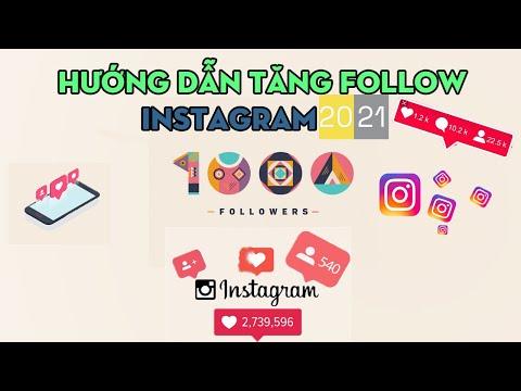 cách hack follow instagram trên máy tính - HƯỚNG DẪN TĂNG FOLLOW INSTAGRAM MỚI NHẤT 2021    HOW TO GET FOLLOWERS INSTAGRAM    BÍCH SƠN NHẬT