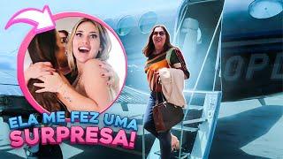 MINHA MÃE INVADIU A CASA DO LEONARDO E ME FEZ UMA SURPRESA!!!