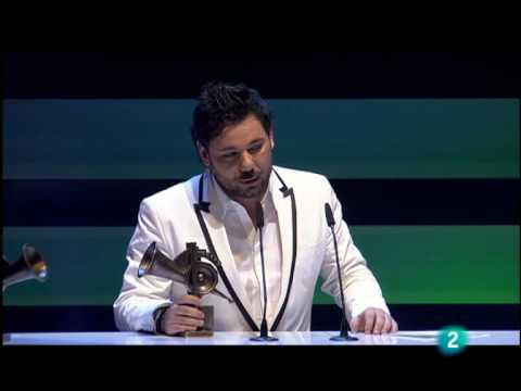 Miguel Poveda - Premio de la Música al Mejor Álbum de Canción Española : Coplas del Querer