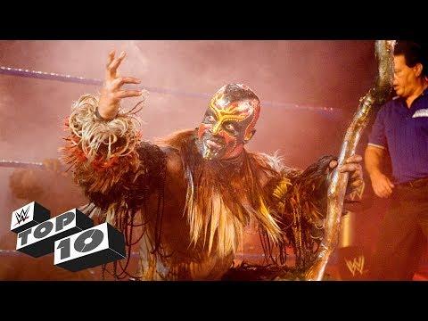 Scariest Superstars: WWE Top 10, Oct. 29, 2018