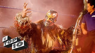 Scariest Superstars: WWE Top 10, Oct. 29, 2018