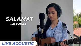 Meg Zurbito - Salamat (Live Acoustic)