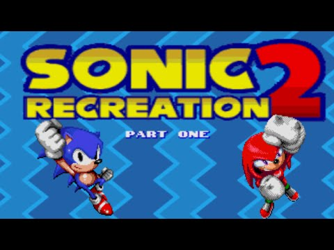 Sonic 2 Recreation (Demo) Co-op  - Part One