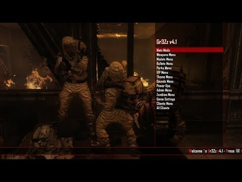 Call Of Duty Black Ops 2 Zombies Modded Game Save Ps3