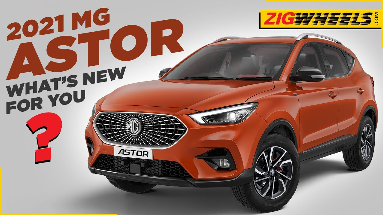 Download MG Astor 2021 | What You Need To Know | Beyond The AI Bot!