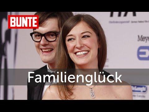 Alexandra Maria Lara  Einblick in ihr Familienleben   BUNTE TV