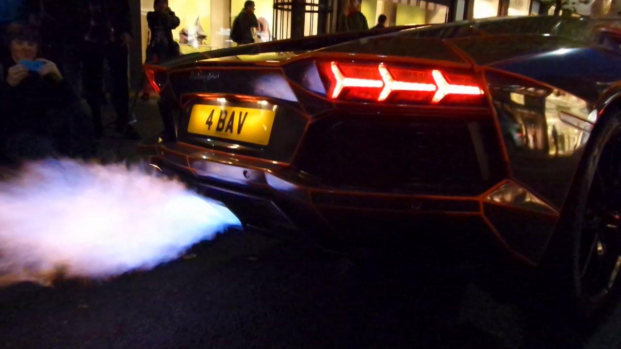 Lamborghini Police Car Hd Wallpaper Hd Lamborghini Aventador Catches Fire In London Full