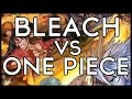 Dota 2 Mods | BLEACH VS ONE PIECE REBORN!!