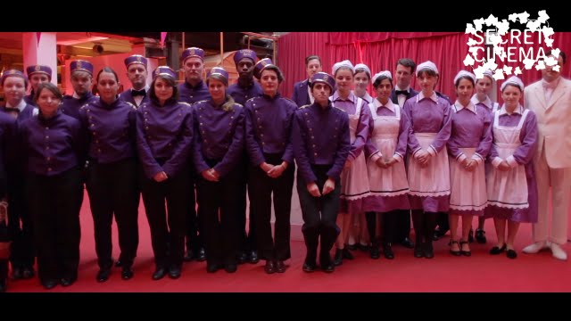 画像: The Grand Budapest Hotel | Secret Cinema youtu.be