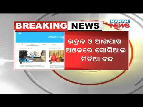 Bhadrak Communal Violence: Dist Administration Puts Ban On Social Media