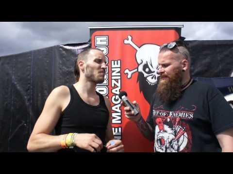 Shining Bloodstock Interview 2014