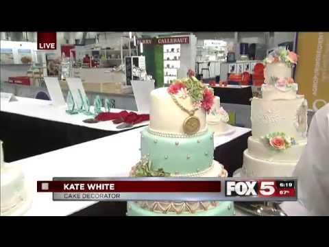 Fox 5 Las Vegas - IBIE Creative Decorating Competition