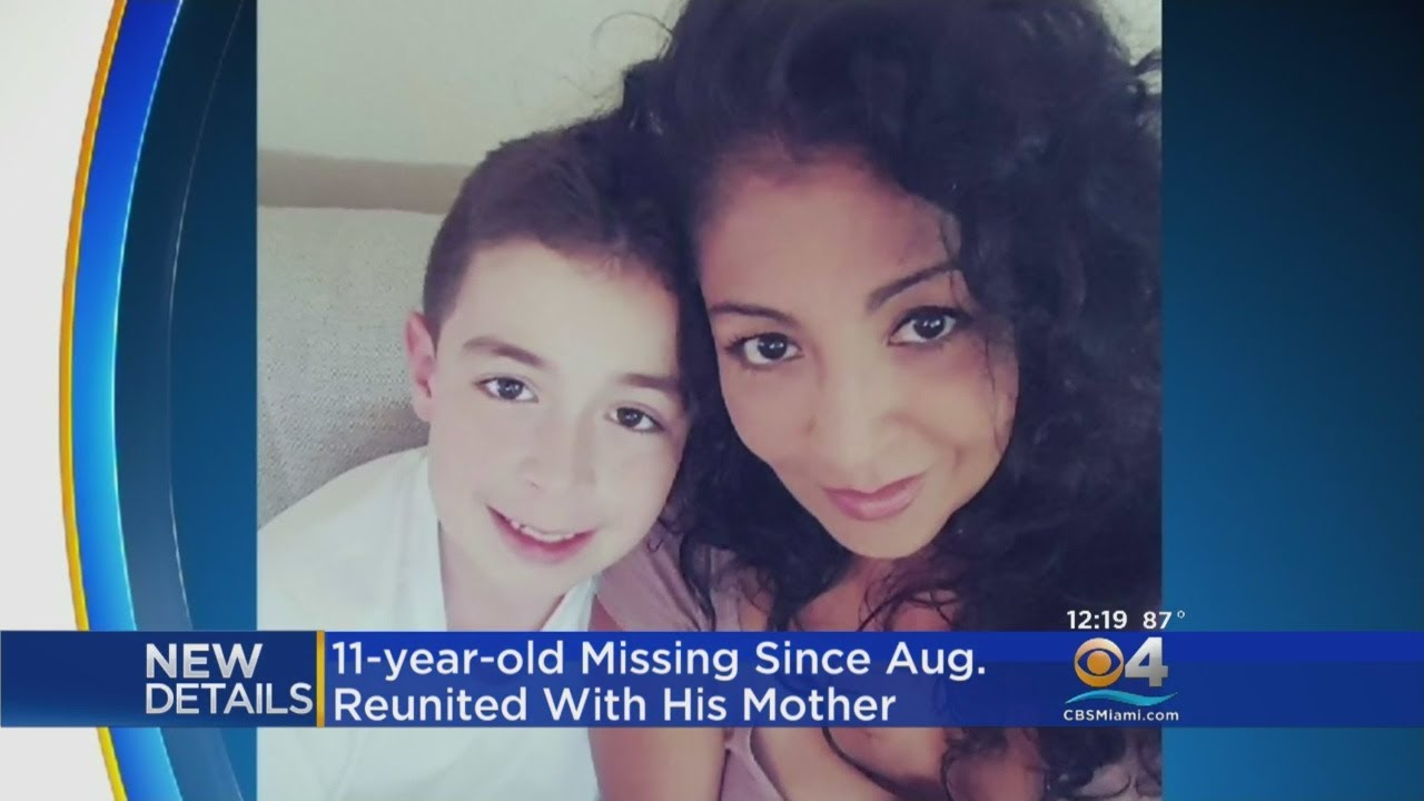Discussion on this topic: Missing Boy Reunited With His Mom After , missing-boy-reunited-with-his-mom-after/