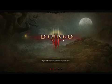 darad0 plays Diablo 3 - SEASON 6 - Angry Chicken Speed Farming