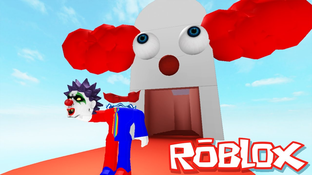 Roblox Adventures Escape The Evil Baby Obby Escaping The Giant Evil Baby Youtube Roblox Adventures Escape Clown Prison Obby Escaping The Evil Clowns Youtube