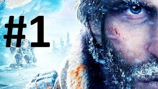Lost Planet 3 1080p HD Gameplay Walkthrough Part 1 - Crash Landing