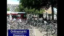 Neues Fahrradparkhaus am Bahnhof Hannover