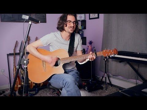 Tascam DR05 Test: Guitar & Voice (Come to Me by Goo Goo Dolls)