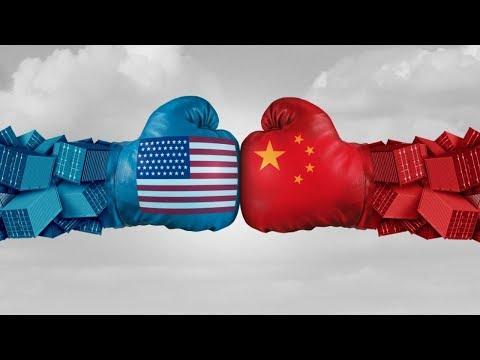 Corona@''USA''vs ''CHINA''