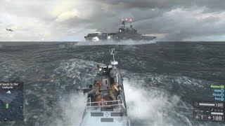 Ship Mission - Sea Battle - Battlefield 4