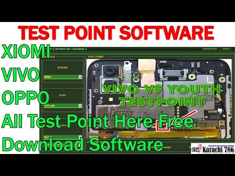 VIVO OPPO XIAOMI Test Point Free OPPO Test Point VIVO Test Point Xiaomi Test Point
