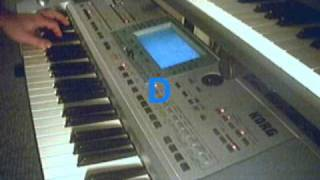 �������� ���� The final countdown (Europe) With Korg PA50 ������