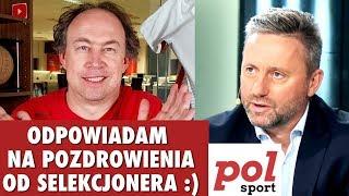Odpowiadam Brzęczkowi na pozdrowienia :) Oceny Polaków po meczu