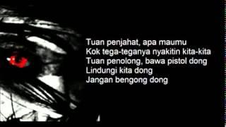 JAMRUD - HALLO PENJAHAT ( just Lirik )